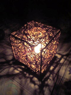 夕焼けランプ